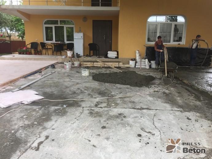 пос бетон